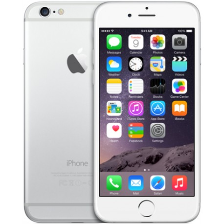 Apple iPhone 6, 16gb, white (белый)