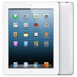 Apple iPad с дисплеем Retina 64Gb + Cellular White (белый)