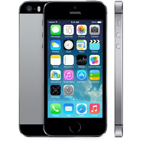 Apple iPhone 5S, 16 gb, space gray (графит)
