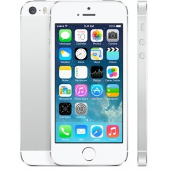 Apple iPhone 5S, 16gb, silver (серебристый)