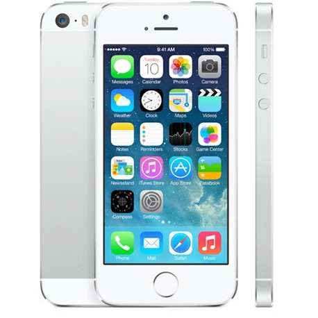 Apple iPhone 5S, 32gb, silver (серебристый)