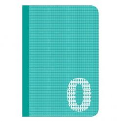 Чехол O!coat Code - 0 для iPad mini Бирюзовый
