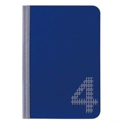 Чехол O!coat Code - 4 для iPad mini Синий