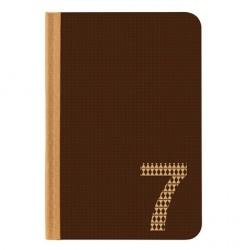 Чехол O!coat Code - 7 для iPad mini Коричневый