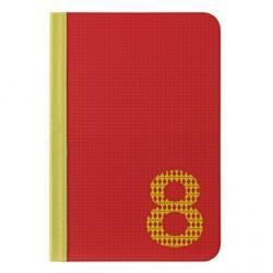 Чехол O!coat Code - 8 для iPad mini Красный