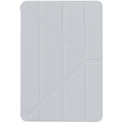 Чехол O!coat Slim-Y для iPad mini серый