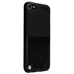 Накладка O!coat WARDROBE touch для iPod Touch 5 черная